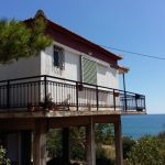 Holiday house in Zaga beach